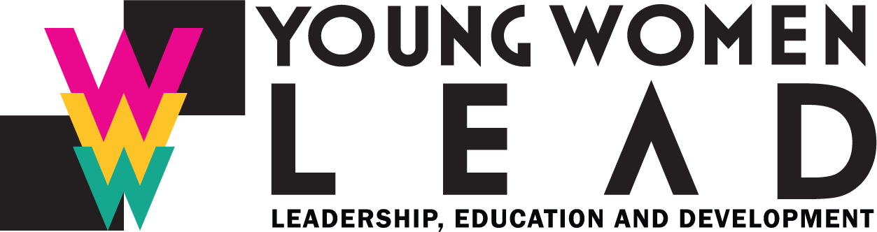 Young Women Lead Logo