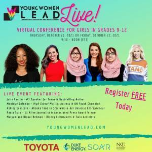 Young Women LEAD Conference